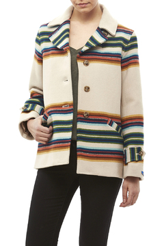 Shoptiques Product: Wool Striped Jacket