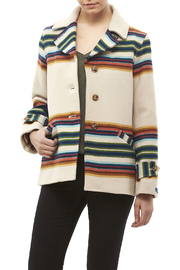 Pendleton Woolen Mills  Wool Striped Jacket - Product Mini Image
