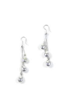 Erick Diaz Pendulum Drops Earrings - Alternate List Image