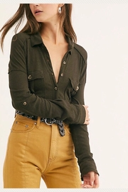 Free People Penelope Button Down - Product Mini Image
