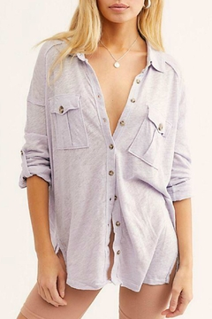 Free People Penelope Buttondown - Product List Image