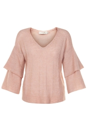 Cream Penelope Knit Pullover - Product Mini Image