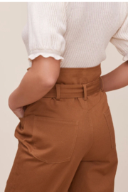 ASTR the Label Penelope Pant - Back cropped