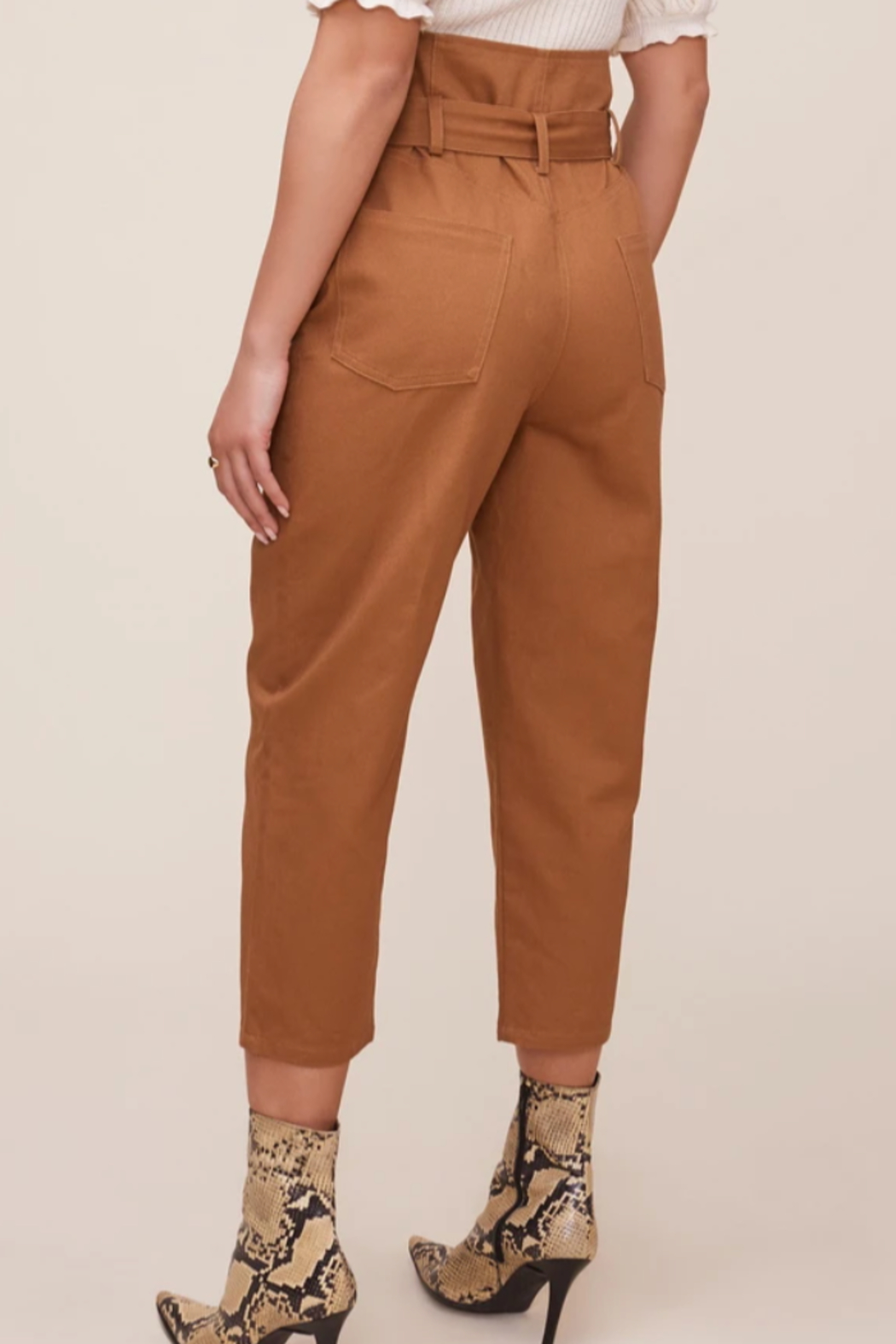 ASTR the Label Penelope Pant - Side Cropped Image