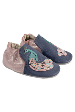 Robeez Penelope Peacock Soft Soles - Product List Image