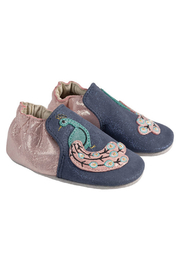 Robeez Penelope Peacock Soft Soles - Product Mini Image