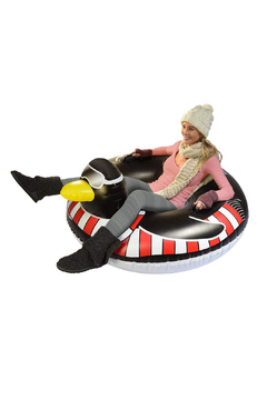 GoFloats Penguin Winter Snow Tube - The Ultimate Sled & Toboggan - Product List Image