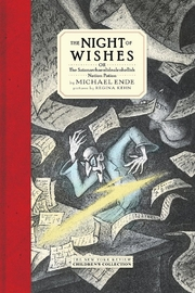 Penguin Books Night Of Wishes - Front cropped