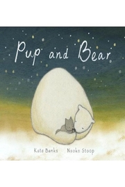 Penguin Books Pup & Bear Book - Front cropped