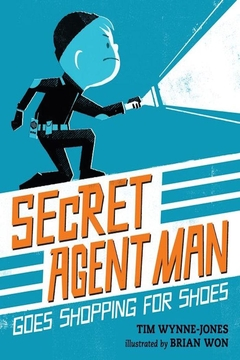 Shoptiques Product: Secret Agent Book