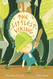 Penguin Books The Littlest Viking - Front cropped