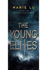 Penguin Books The Young Elites - Front cropped