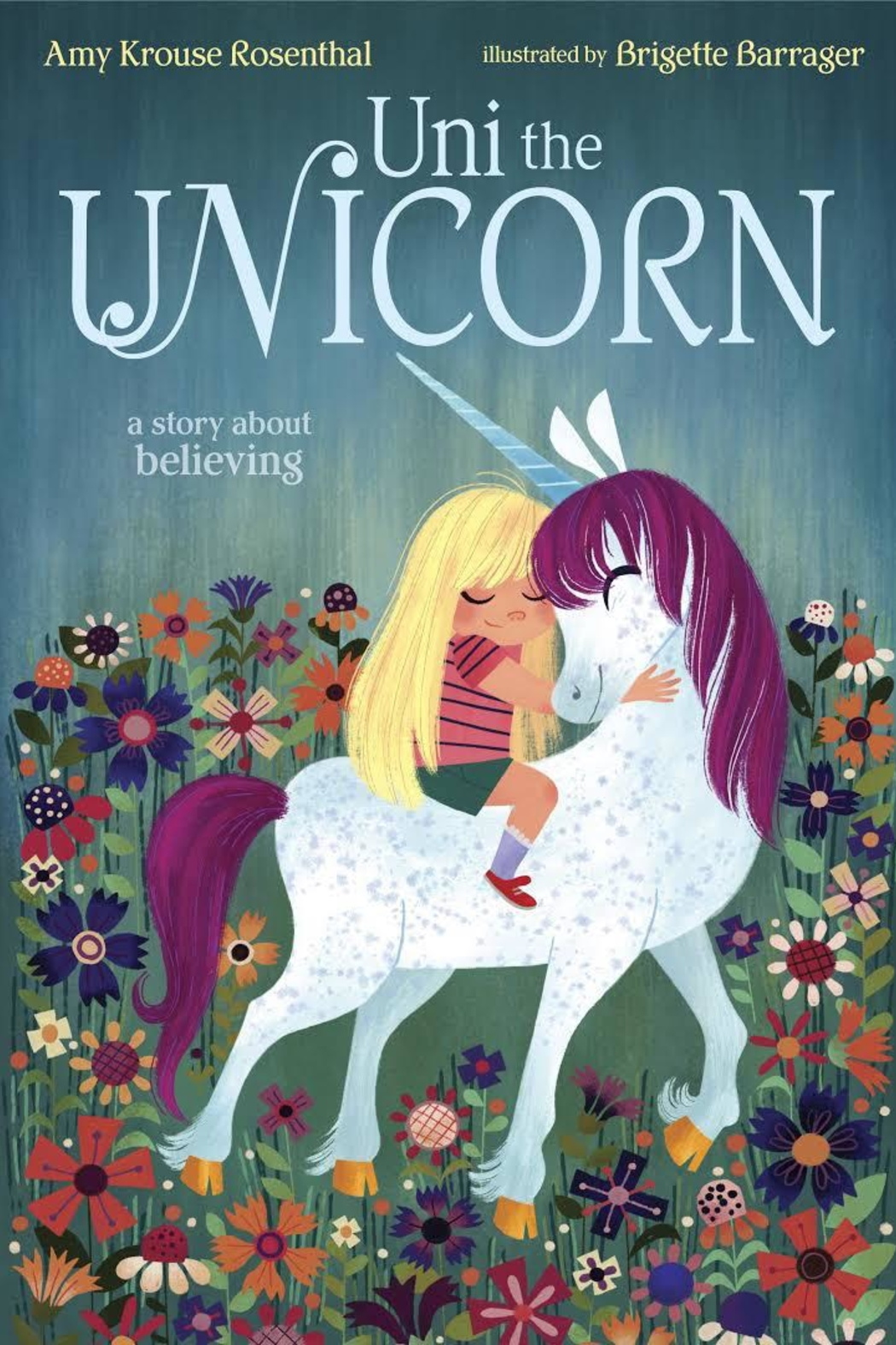 Penguin Books Uni The Unicorn Book - Main Image
