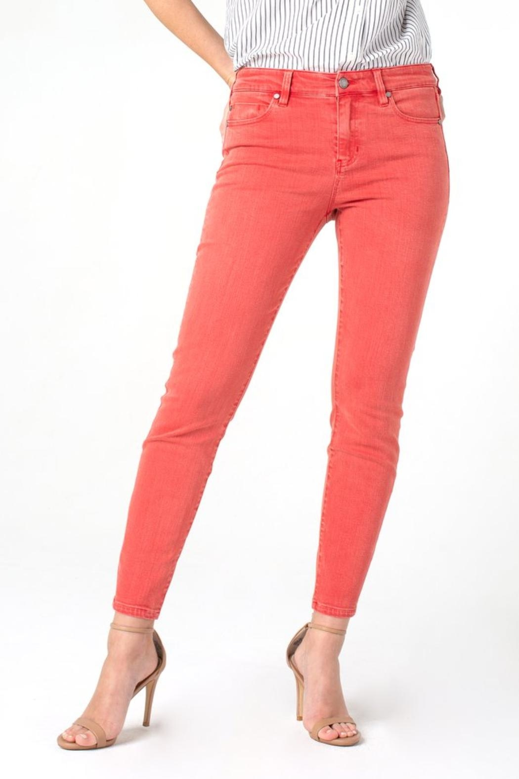Liverpool Jean Company Penny Ankle Jeans - Main Image