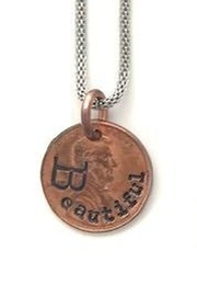 D2E Gallery Penny Necklace - Product Mini Image