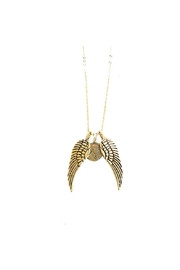 Studio Penny Lane Penny Wings Necklace - Product Mini Image