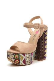 Penny Loves Kenny  Skip Embellished Platform - Product Mini Image