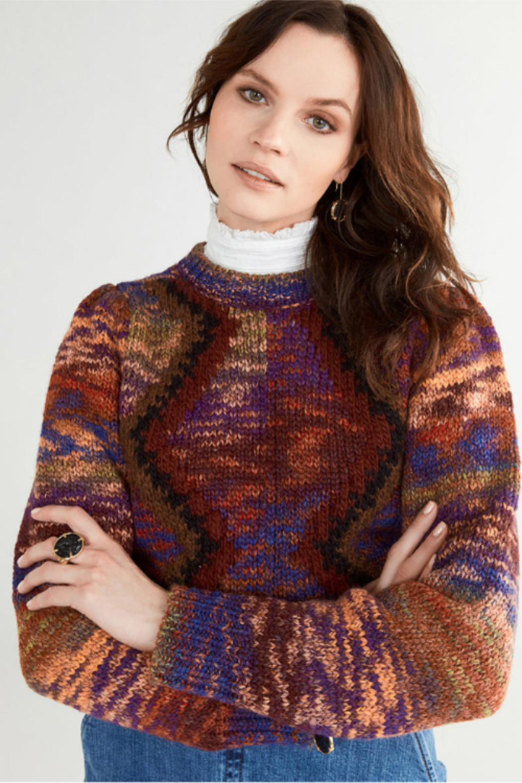 Vanessa Bruno Pensee Sweater - Front Full Image