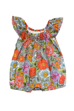 Shoptiques Product: Peony Baby Romper