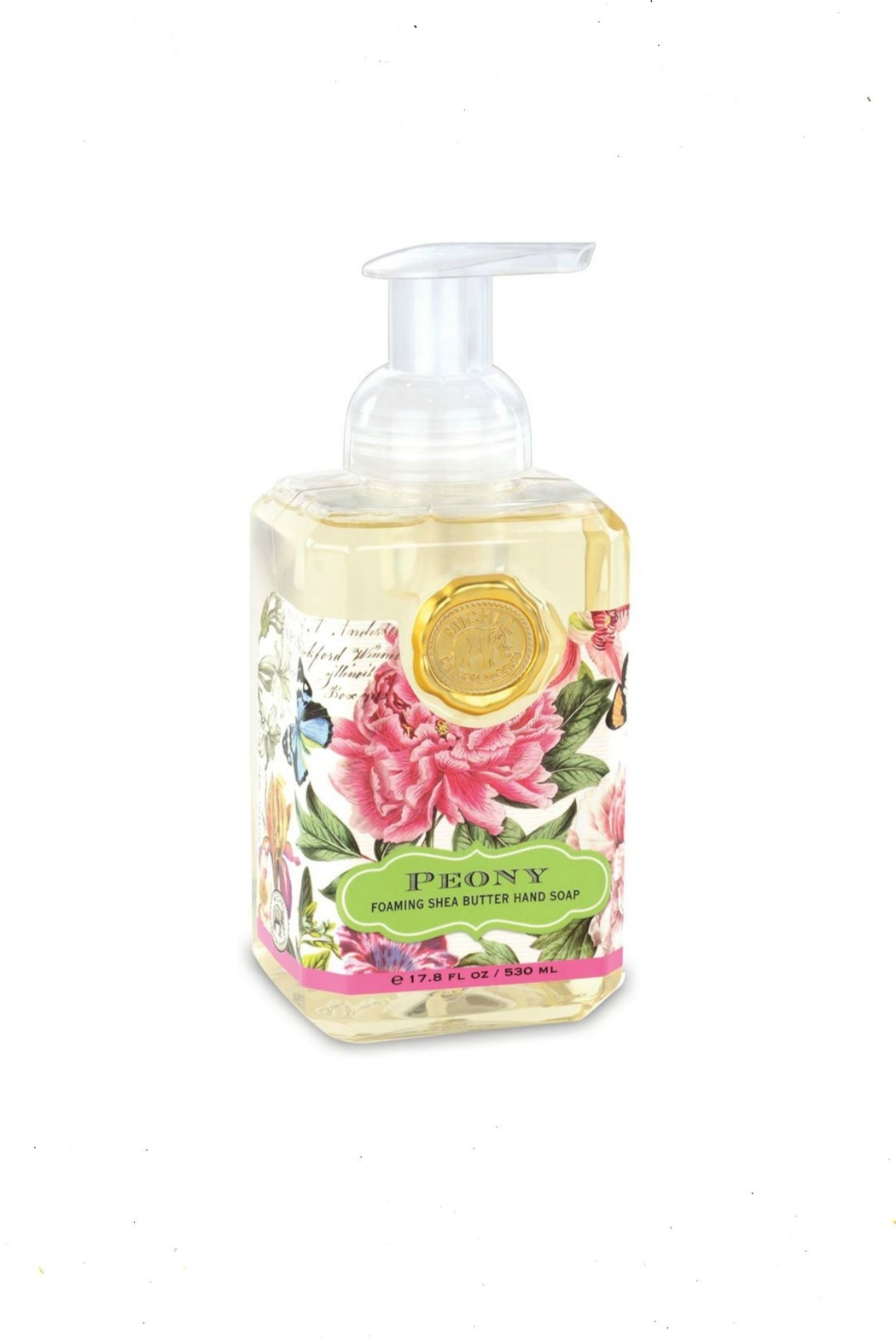 Michel Design Works Peony Foaming Soap - Main Image