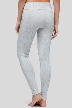 Peony Pinstripe Leggings - Alternate List Image