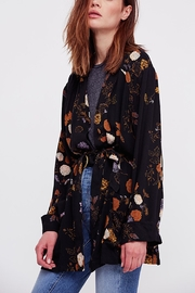 Free People Peony Wrap Jacket - Front cropped