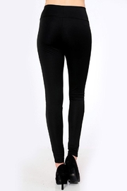 People Outfitter 80's Mesh Leggings - Side cropped