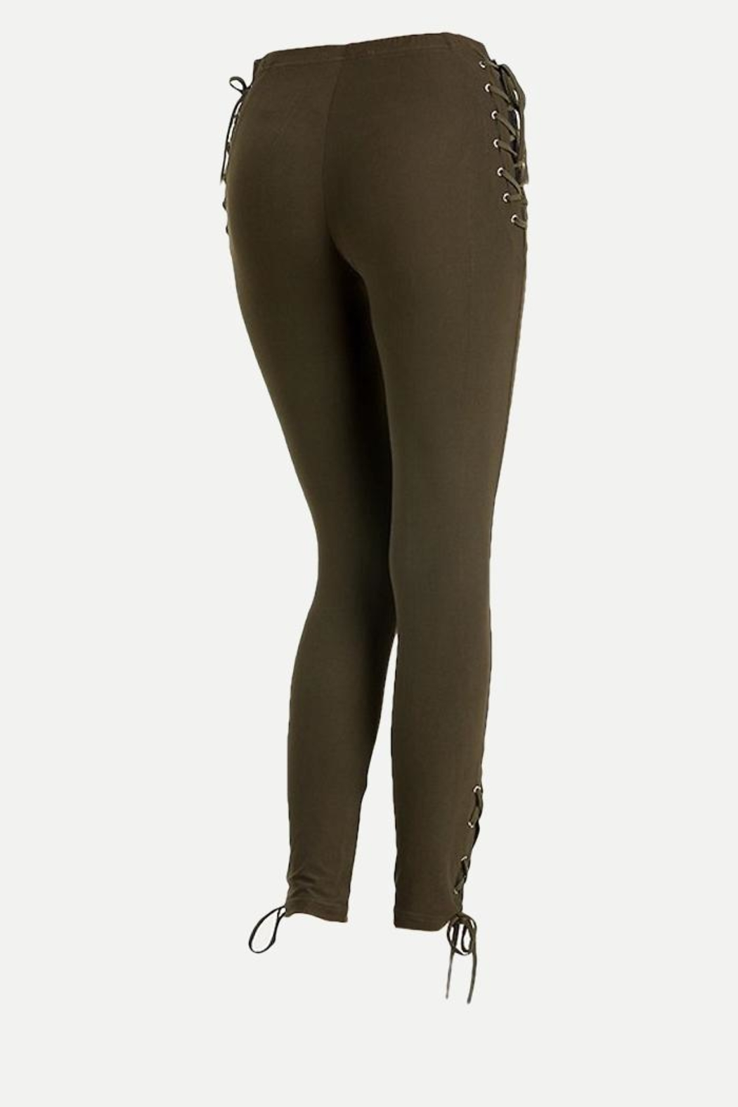 People Outfitter A-Fit Pants - Side Cropped Image