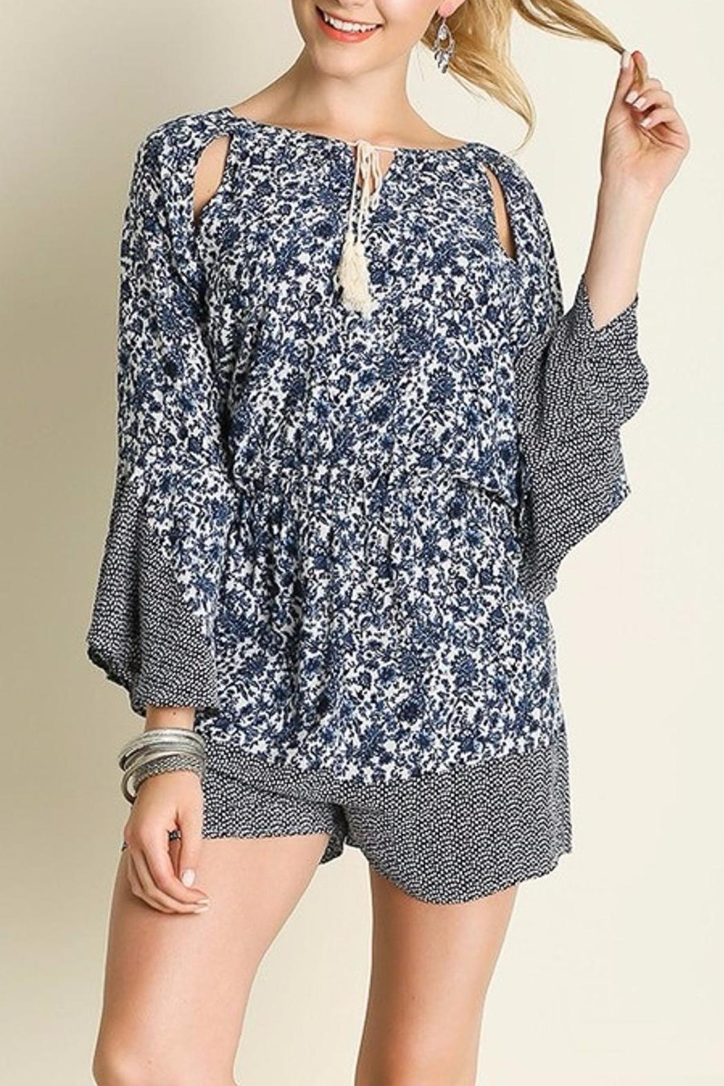 People Outfitter Adeline Romper - Main Image