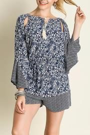 People Outfitter Adeline Romper - Front cropped
