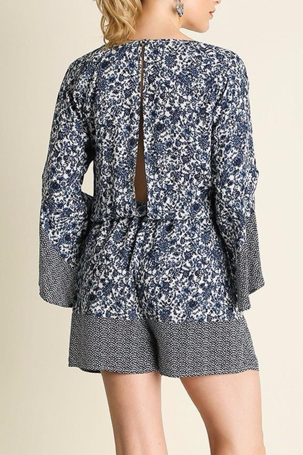 People Outfitter Adeline Romper - Side Cropped Image