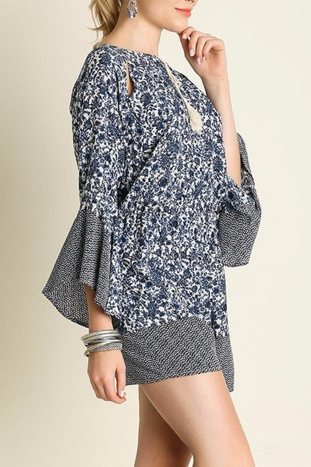 People Outfitter Adeline Romper - Front Full Image