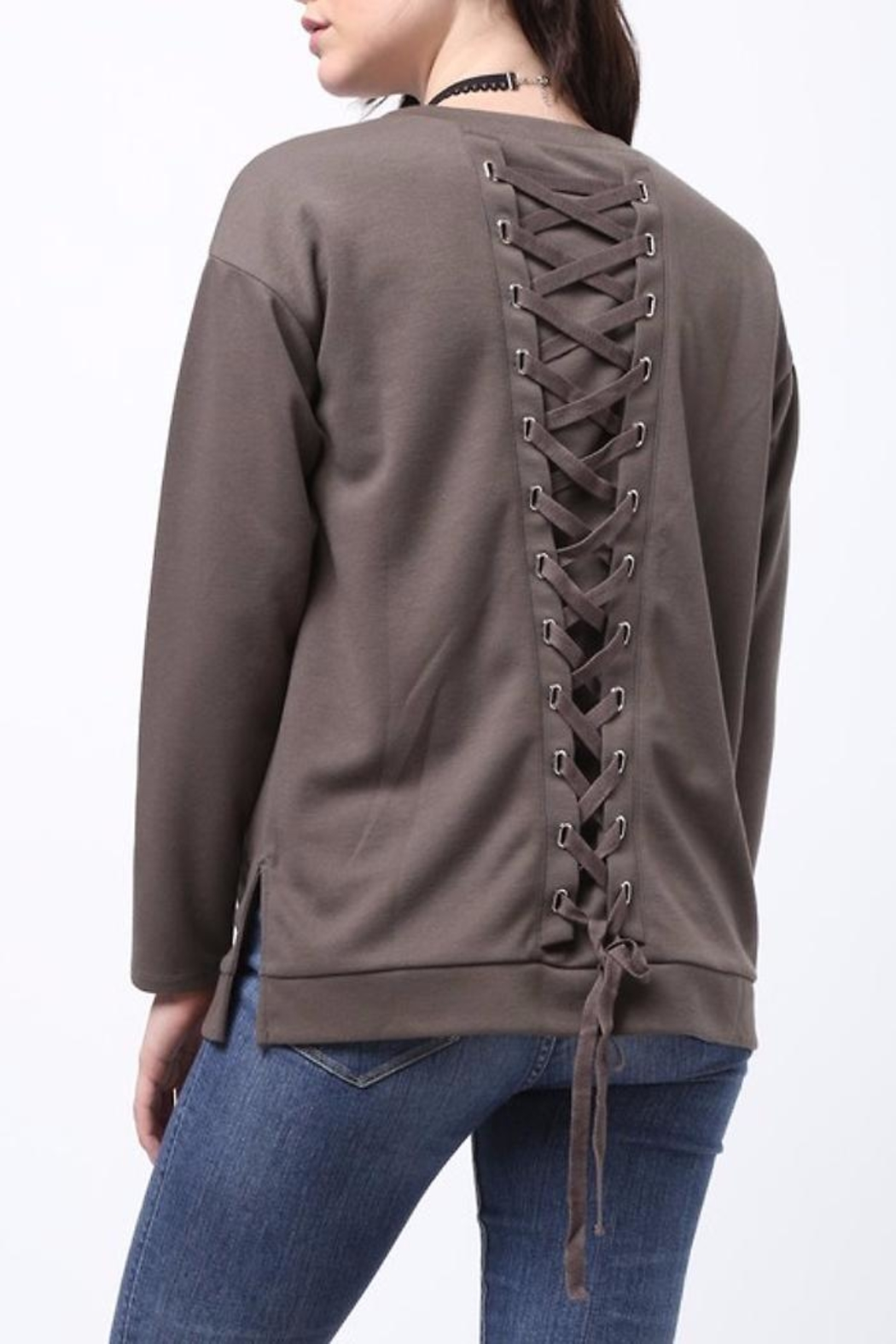 People Outfitter Aednat Sweatshirt - Main Image