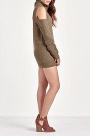 People Outfitter Ailis Tunic Sweater - Side cropped