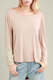 People Outfitter Alice Vintage Top - Front full body