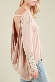 People Outfitter Alice Vintage Top - Product Mini Image