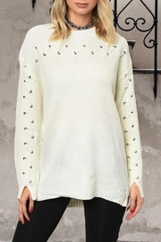 People Outfitter All-About It Sweater - Product Mini Image