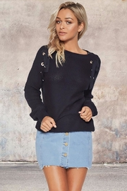 People Outfitter Arabel's Knit Sweater - Product Mini Image