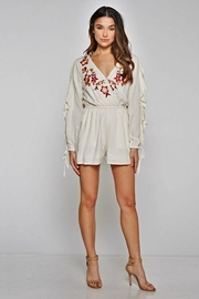 People Outfitter Azalia Romper - Front cropped