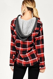 People Outfitter Back Together Sweater - Back cropped