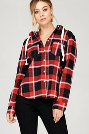 People Outfitter Back Together Sweater - Front full body
