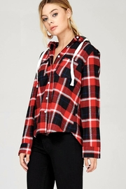People Outfitter Back Together Sweater - Side cropped