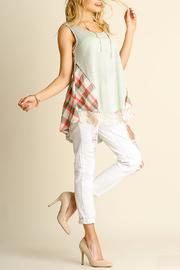 People Outfitter Beautiful Isabella Tank Top - Side cropped