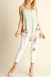 People Outfitter Beautiful Isabella Tank Top - Front cropped