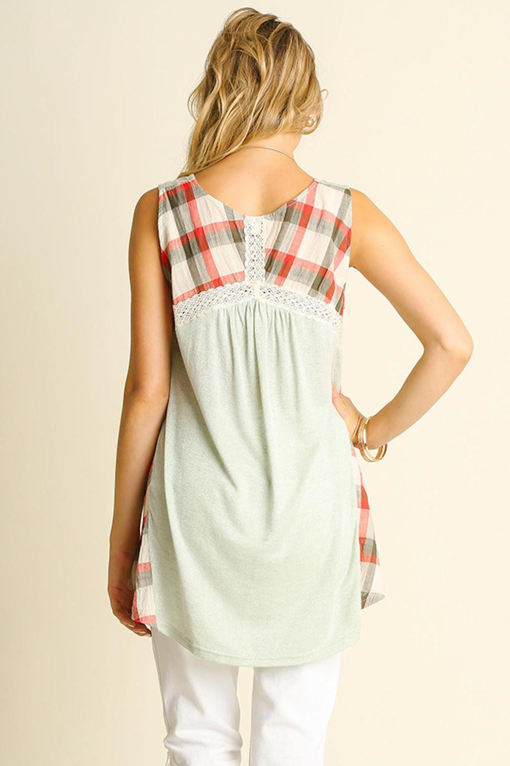 People Outfitter Beautiful Isabella Tank Top - Front Full Image