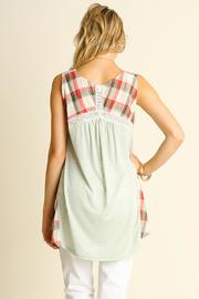 People Outfitter Beautiful Isabella Tank Top - Front full body