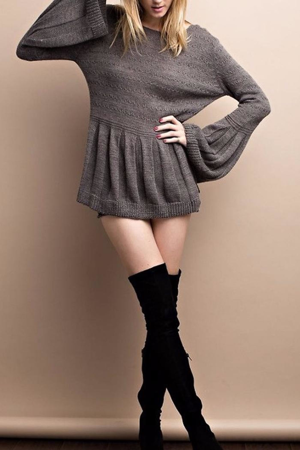 People Outfitter Bell And Sweater - Main Image