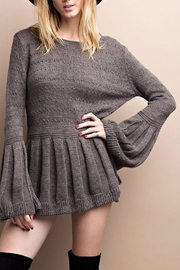 People Outfitter Bell And Sweater - Front full body