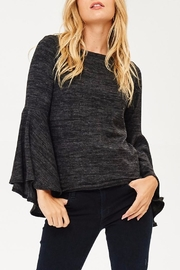 People Outfitter Bell Sleeve Sweater - Product Mini Image