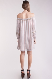 People Outfitter Striped  Dress - Front full body
